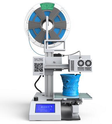 Супер помощник sh155l Многофункциональный 3D принтеры для продаж + лазерная гравировка + Резка построить Размеры: 155*155*205 мм