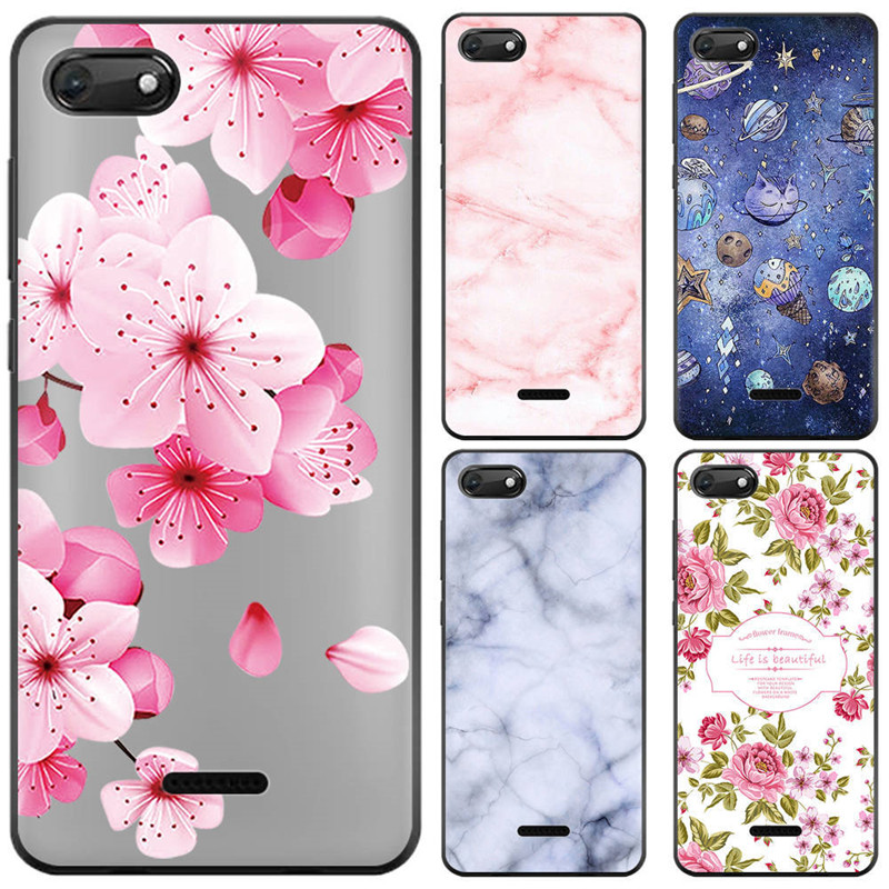 For Wiko Harry 2 Case Pudding Soft Silicone Phone Cases