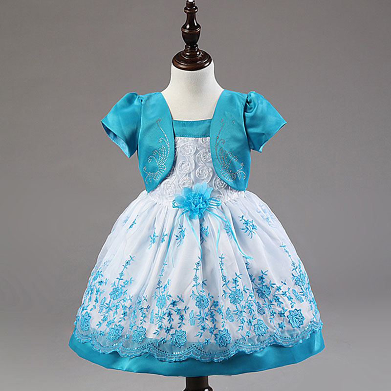 Подробнее о Formal Toddler Girl Baptism Dress For Baby Girls 1 Year Birthday Gift Costumes Flower Princess Dresses Kids Party Wear Vestido girl baptism dress new year lace kids clothing formal birthday party wear princess dresses for girls tutu dress children clothes
