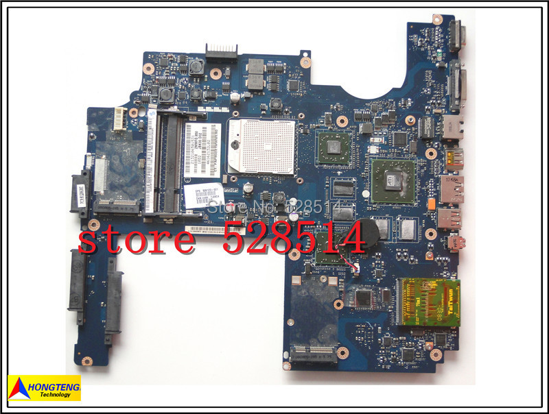 original laptop Motherboard For HP Pavilion DV7 506123-001 LA-4093P  100% Test ok