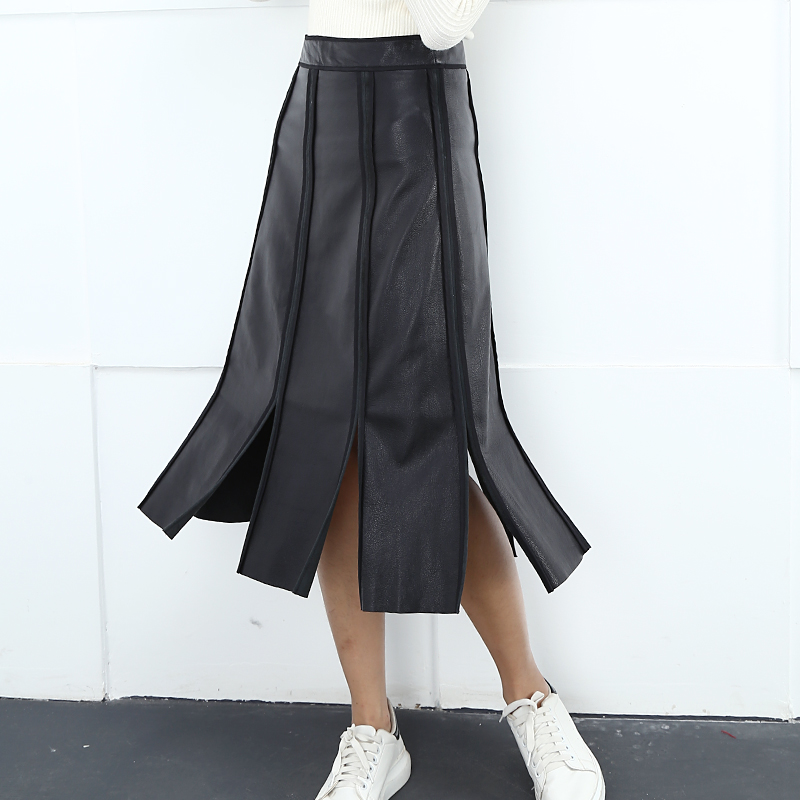 Online Get Cheap Designer Leather Skirts -Aliexpress.com | Alibaba ...