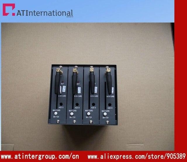 Cheapest wavecom 4 port gsm gprs modem pool