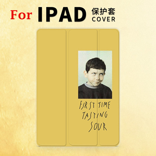 Funny Boy Magnet PU Leather Case Flip Cover For iPad Pro 9.7 10.5 Air Air2 Mini 1 2 3 4 Tablet Case For New ipad 9.7 2017 personal magnet pu leather case flip cover for ipad pro 9 7 10 5 air air2 mini 1 2 3 4 tablet case for new ipad 9 7 2017 a1822