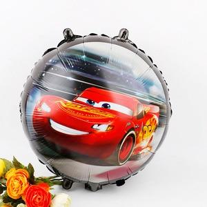 Image 4 - Воздушные шары из фольги в виде гоночной машины, 50 шт., 18 дюймов, автомобиль, украшения для свадьбы, дня рождения, детские подарки, товары для мальчиков, игрушки, автомобильные шары, оптовая продажа