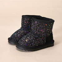 Baby Snow Boots Winter Warm Boots Fashion Non Slip Snow Boots For Baby Girls