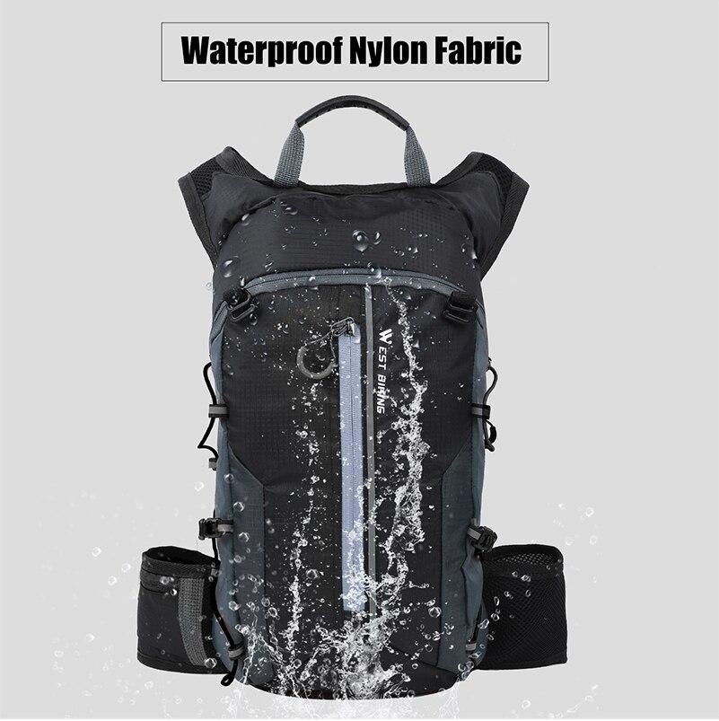 Bolso Deportivo de Ciclismo Bolsa de Agua Rucksack Backpack MTB Waterproof