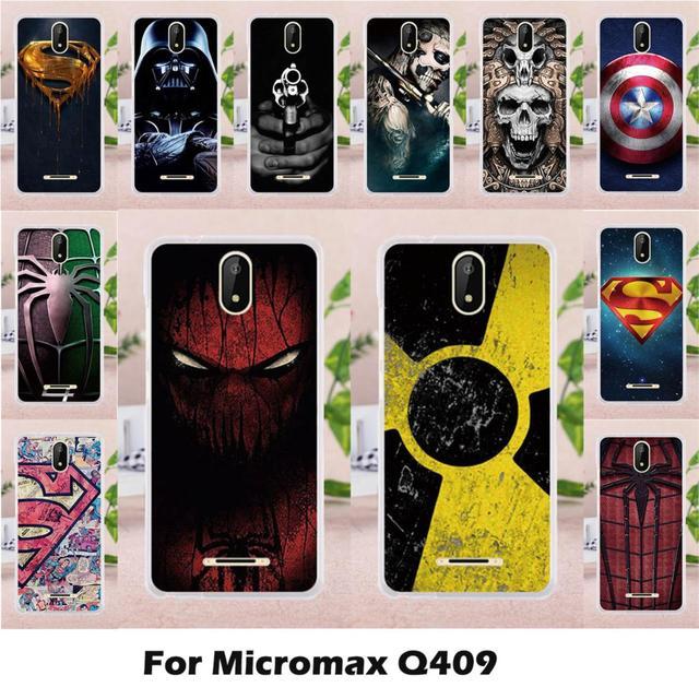 Ojeleye Cases Silicon For Micromax Bolt Supreme 6 Q409 Case Soft TPU For Micromax  Q409 Spark 096e8407115a