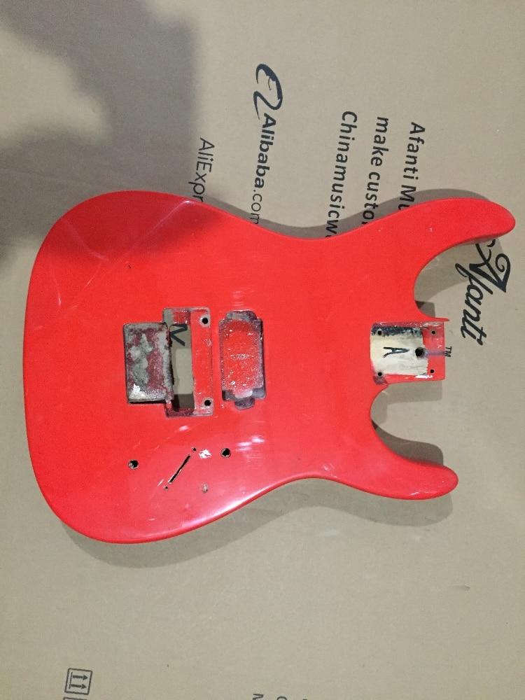 Afanti Music Electric guitar/ DIY Electric guitar body (ADK-580)Afanti Music Electric guitar/ DIY Electric guitar body (ADK-580)