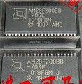 Бесплатная доставка AM29F200BB-70SE AM29F200BB AM29F200 29F200 SOP44 IC новый оригинальный 10 шт./лот