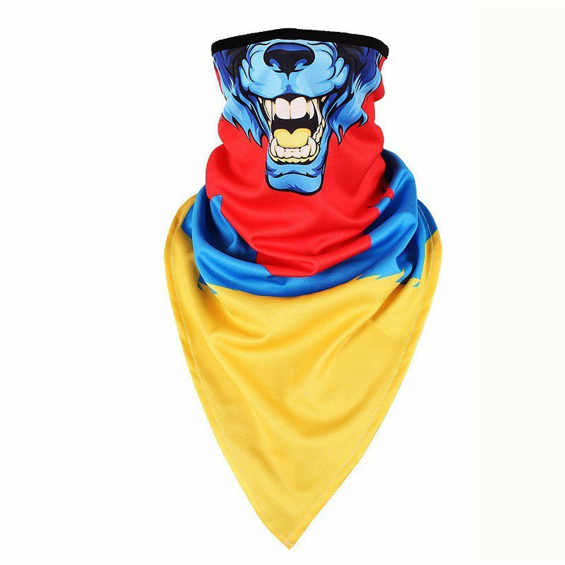 Windproof Ski Face Mask Winter Sport Bike Bicycle Cycling Half Face Mask Warm Snowboard Scarf Outdoor Beanie Motorycle Headwear new halloween skull skeleton outdoor motorcycle bicycle multi function headwear hat scarf half face mask cap neck ghost scarf