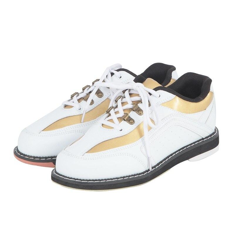 Men Bowling Shoes Soft Footwear Classic Platform Sneakers Women Wearable Comfortable Shoes AA10076 bsi women s 651 bowling shoes