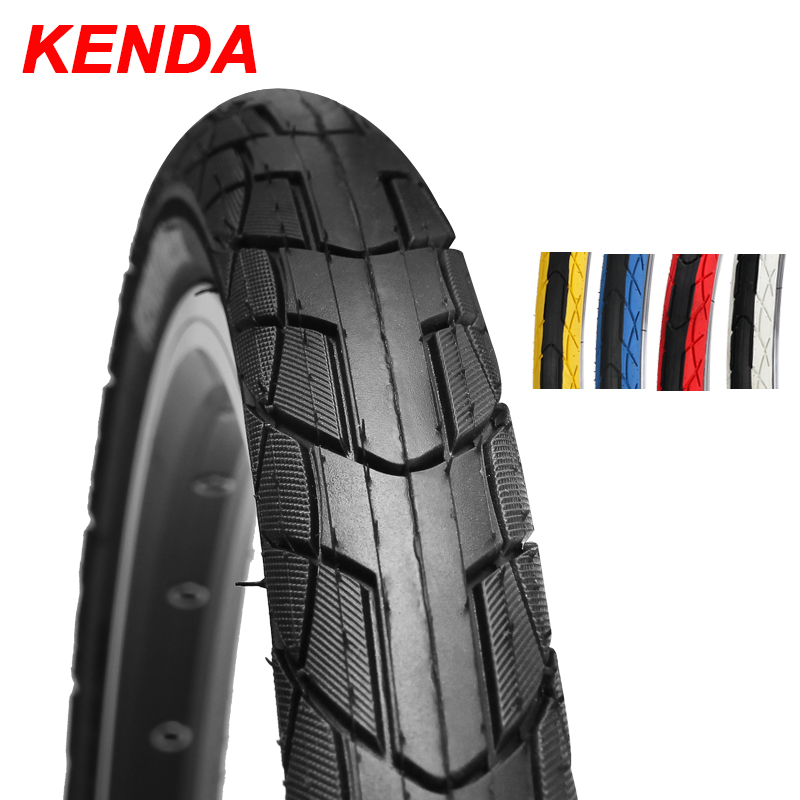 Kenda Bike Tires 26 X 1.5 Commuter/Urban/Cruiser/Hybrid Bicycle Tires Road Mtb Bike Tyre Wire Beads Slick Bike Tires For Bicycle