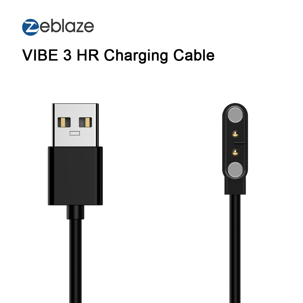 Zeblaze VIBE 3 HR Magnetic USB Charging Cable