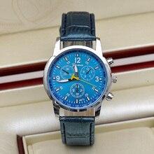 New Best Quality Geneva Platinum Watch Men PU Leather Wristwatch Fashion Casual Dress Quartz Ladies Watch reloj Colck saat