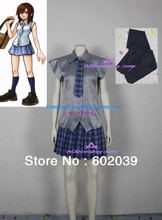 Kingdom Hearts 2 Kairi Cosplay Costume include stockings