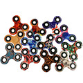 Tri-Spinner Fidgets Toy spinner hand EDC Sensory Fidget Spinner For Autism and ADHD Kids/Adult Funny Anti Stress Toys Hobbies