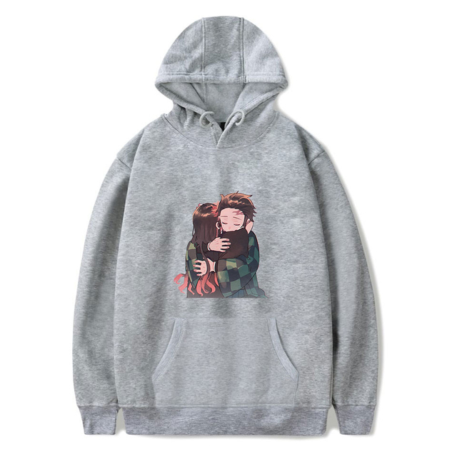 Demon slayer Kimetsu Hoodies Streetwear
