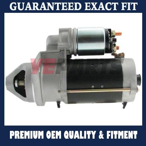 מנוע המתנע החדש 24 V 4KW OEM LRS01943 0986018990 51262019213