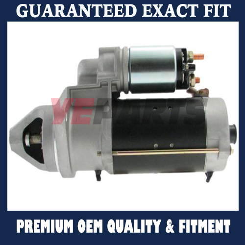 جديد 24 فولت LRS01943 4KW كاتب موتور oem 0986018990 51262019213