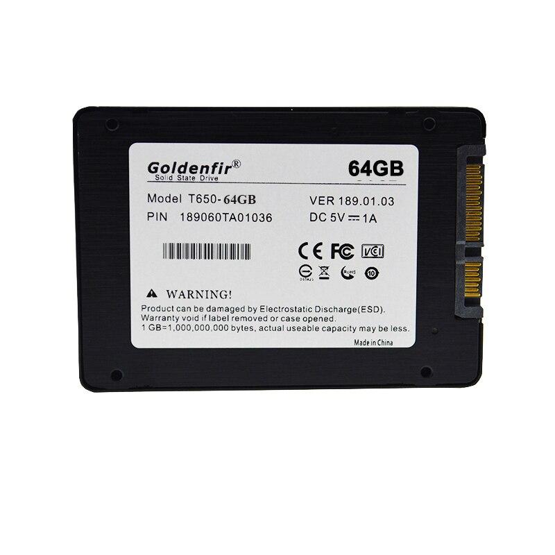 SSD 64GB 1