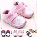New Design 1pair Brand Baby Girl/Boy Outdoor Sneakers toddler/infant Soft Sole Shoes,high quality Rubber shoes