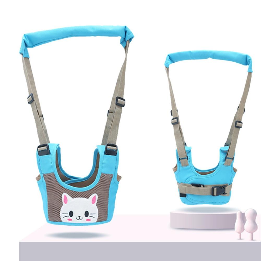 Baby Walker Toddler Belt Harness Assistant backpack Leash for Children Kids strap Learning Walking Belt Child Safety Reins