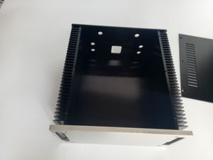 Image 4 - All aluminum power amplifier chassis/ amplifier case , 2412 small armor
