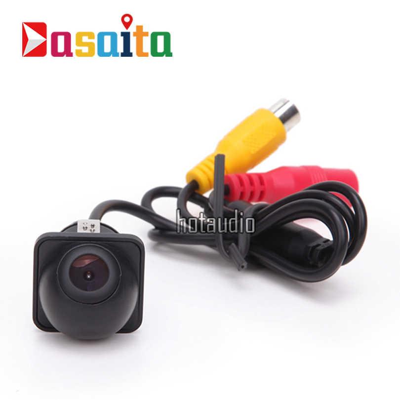 камера заднего хода Автомобиля обратный Камера универсальная модель обратный Камера CCD водонепроницаемые RCA кабель NTSC для corolla Jetta фокус Solaris Гольф Рио
