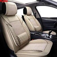 Yuzhe automobiles Leather Universal Auto car seat cover For citroen c5 c4 xsara picasso berlingo c elysee car accessories seat