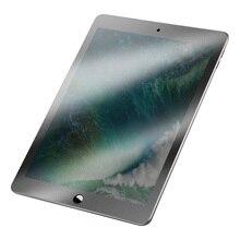 2.5D полное покрытие матовая матовое закалённое стекло Экран протектор для Apple iPad 5 6 9,7 iPad 2017 2018 iPad Air 1 2 Mini 4 9,7 фильм