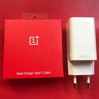 Оригинальный для Oneplus 7 Pro type C Dash зарядный кабель 5 V 4A US EU адаптер для быстрой зарядки для One Plus 7 1 + 6 T 5 T OnePlus 3 T/1 + 5