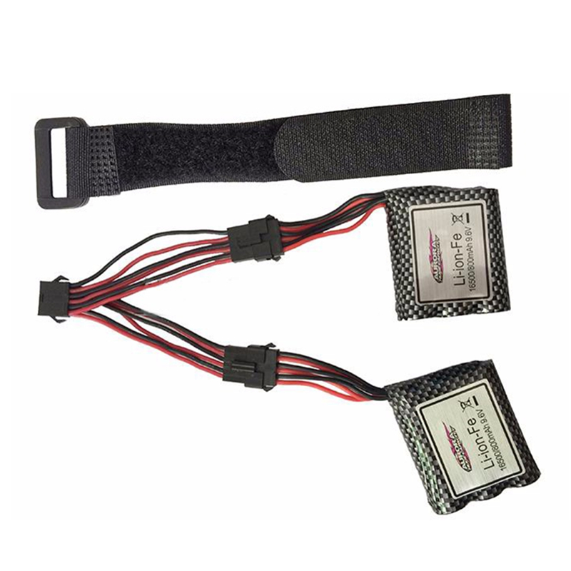JYRC 9115 9116 S911 S912 RC Car Upgrade spare parts Double battery cable new Battery 9.6V 800mah Battery double horse dh 9116 spare parts charger charger box 9116 21 for dh9116 9053 9053b 9097 9100 9101 9104 9117 9118 rc helicopter