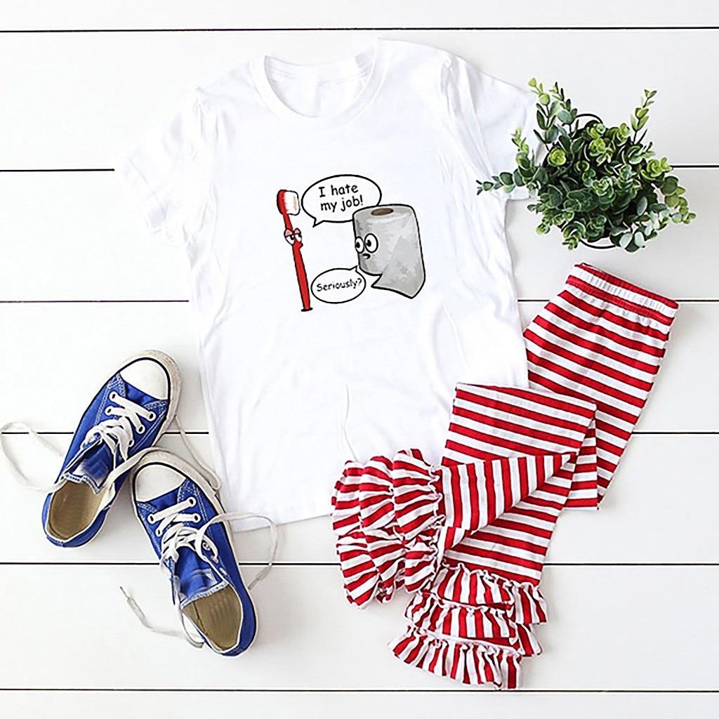 Plus Size T Shirt Women Tshirt Tops O Neck Harajuku T-shirt Women Korean Clothes Short Sleeve Tshirt Summer 2019 Tee Shirt Femme