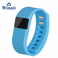 Free Shipping Bluetooth Waterproof Smart Watch TW64 For Both IOS 6 1 Or More Android 4