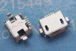 10 개 핀 여성 마이크로 USB 커넥터 dip 1.0 태블릿, 전화 PDA