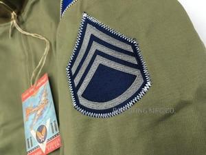 Image 4 - Veste en laine Vintage pour homme, style militaire américain, veste en laine, style hiver Bob Dong Fury