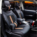 Bueno y El Envío libre! asiento de seguridad especial cubre para Dodge Journey 7 asientos 2016-2011 cómoda durable cubierta del asiento de Viaje 2014