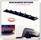 car Rear Bumper Lip ...