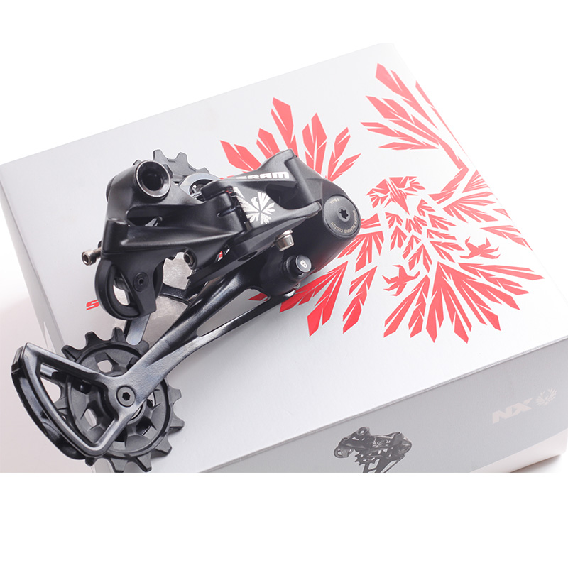 Original Package SRAM NX EAGLE 12s Speed Rear Derailleur 1x12 TYPE 3.0 MTB Bicycle Switch Black шапочка детская новый год barkito