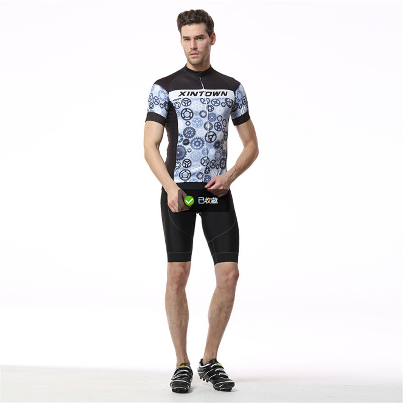 XINTOWN Cycling Jersey 2018 Summer Bicicleta Ropa Ciclismo Clothes British  Style Mountain Bike Sportwear Men T Shirt Mtb Bicycle-in Cycling Jerseys  from ... 56aa8d505