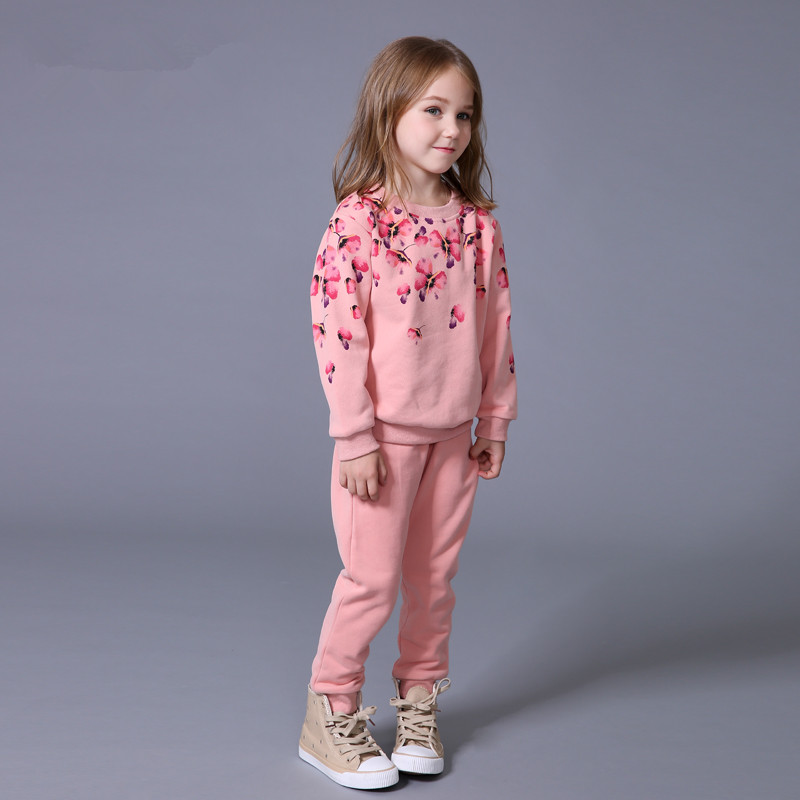 V-TREE-Spring-autumn-girls-clothing-set-floral-kids-suit-set-casual-two-piece-sport-suit-for-girl-tracksuit-children-clothing-1