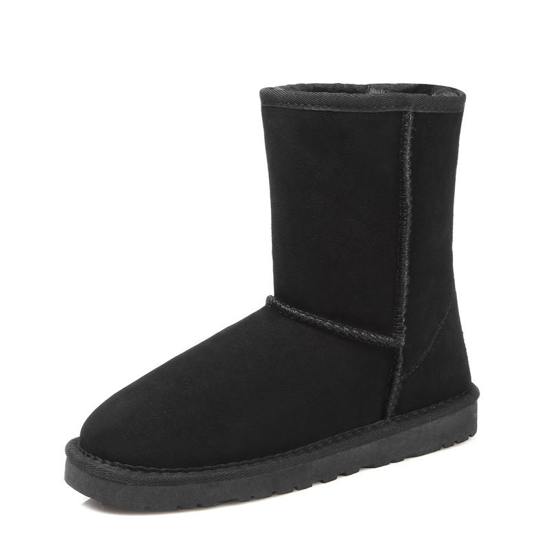 2018 ug australia women boots Warm winter snow boots ug women shoes Internal plush Slip-On High quality non-slip size 35-44 ug nx6 0实用教程