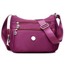 2017 NEW Handbag Women Messenger Bags for Women Bag Waterproof Nylon Ladies Shoulder Crossbody Bags sac a main bolsa feminina