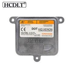 HCDLT OEM 35 W D1S statecznik ksenonowe 55 W D3S przetwornica jednostka sterująca A71177E00DG dla samochodów reflektorów HID D1S D3S D8S ksenonowe zestaw żarówek Żarówki do reflektorów samochodowych (ksenonowe)    -
