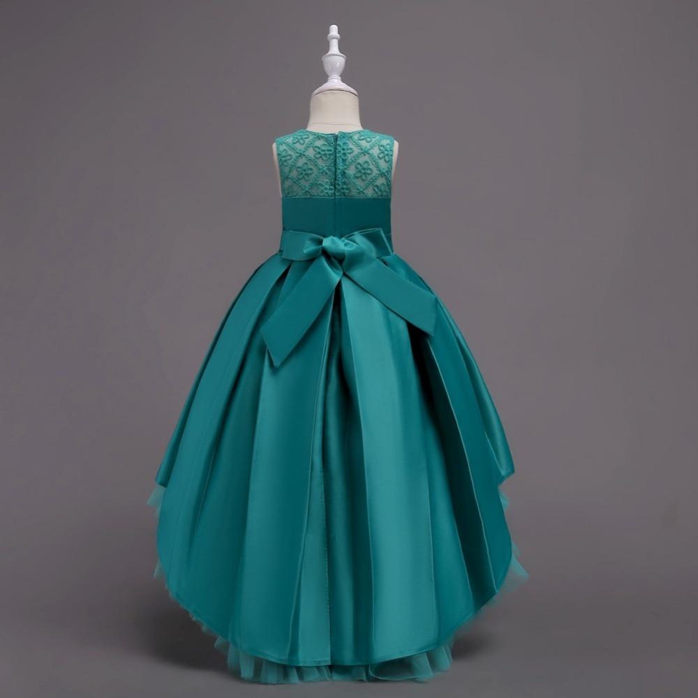 Mottelee Girls Mermaid Lace Dress Teen Kids Birthday Party Dresses ...