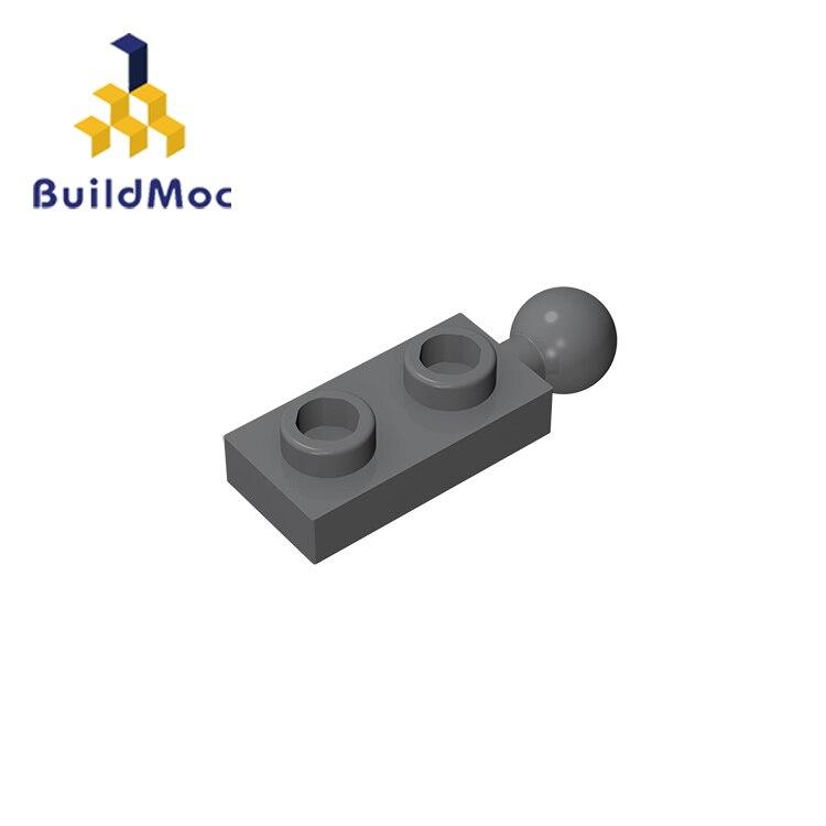 BuildMOC Compatible Assembles Particles 22890 1x2 For Building Blocks Parts DIY  Educational Creative Gift Toys