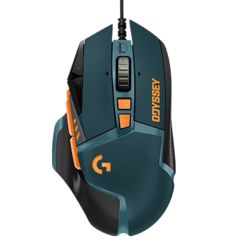 Logitech G502 HERO Gaming Mouse League of Legends LOL Limited Edition