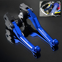 Motorcycle Handle Perch Lever Dirt Pit Bike Brake Clutch Pivot Levers For YAMAHA SEROW225 SEROW250 SEROW 225 250 CNC Motocross