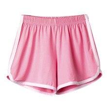 Модные женские летние свободные спортивные шорты для отдыха женские короткие шорты для праздника горячие шорты Pantalones Cortos Mujer D