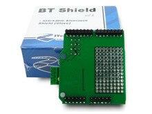 Cduino UNO R3 HC06 HC-06 Bluetooth BT Shield Module Extension Board Plate Machine Model 2.1 RC Remote Control Tank Car CHASSIS